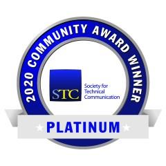 STC 2019 Platinum Community Award