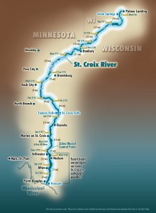 Be Moved St. Croix River map