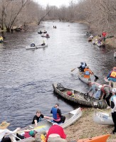 Snake River Canoe Race