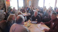Workshop attendees talk about what makes the St. Croix River region special for them.