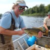 Fish sampling: revealing the secrets below the St. Croix's surface