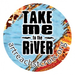 Take me to the River logo