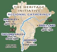 Heritage Initiative Regional Gatherings