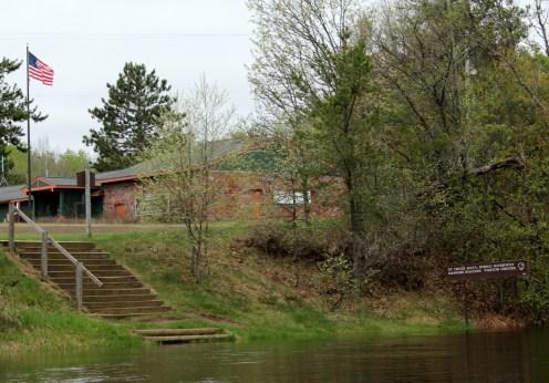 Namekagon visitor centers