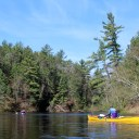 Newspaper columnist paddles Namekagon River and gives thanks for Wild & Scenic protections