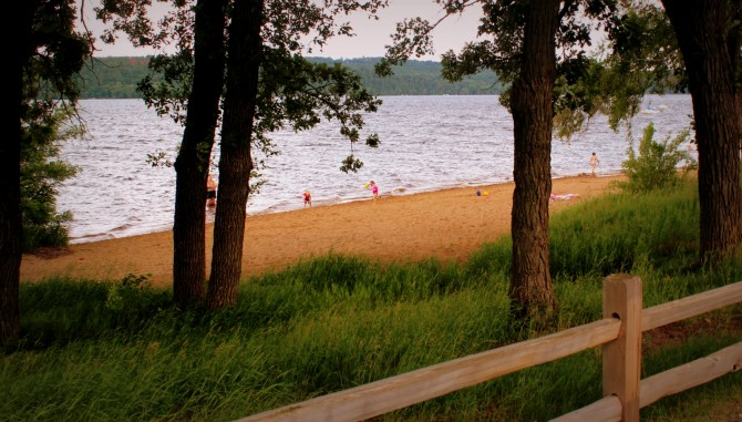 Lake St. Croix Beach