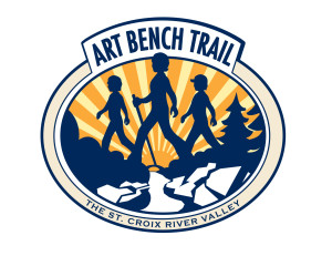 Art Bench Trail logo