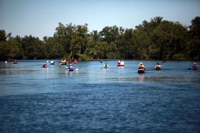 St. Croix River Association paddle