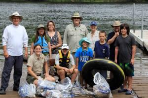 Wild River Clean-Up Crew 2013