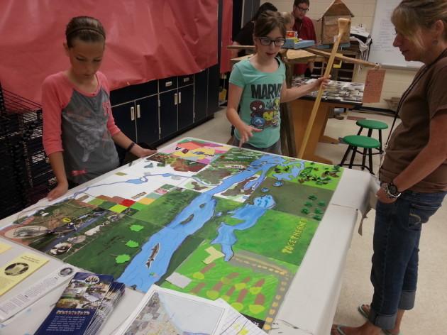 Osceola Art Bench participants