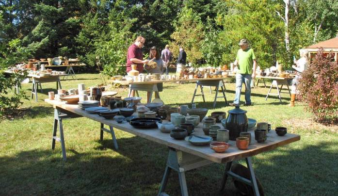 Fall sale at Guillermo Cuellar Pottery