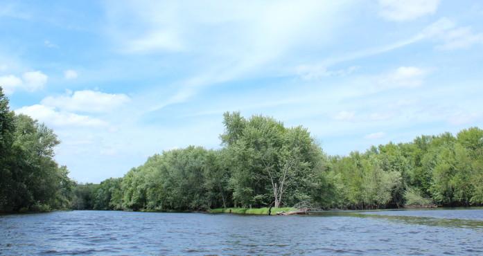 St. Croix River backwaters