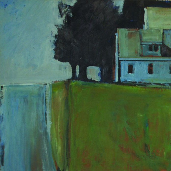 Untitled painting by Mike McGuire