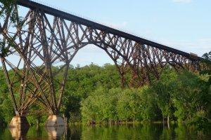 Arcola High Bridge