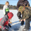 Learn to love 'hard water' at free ice-fishing programs for kids and families