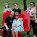 'Couldn't Have Done It Alone:' Stillwater Art Bench provides new view of community and collaboration