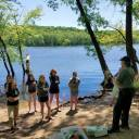 Junior Ranger programs offered on St. Croix and Namekagon Rivers