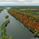 Fall photos and videos show the St. Croix River in full color