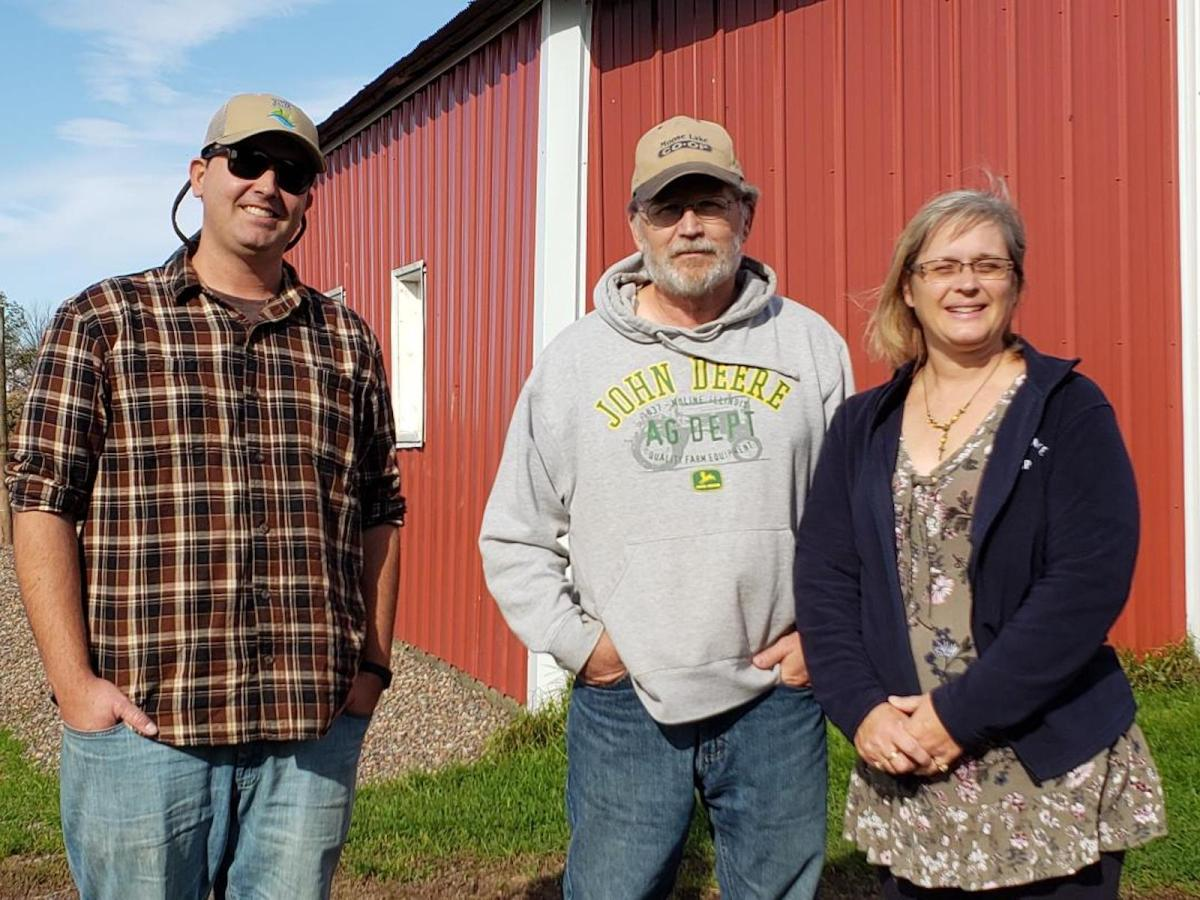 Farmers partner with conservation district to reduce runoff into Kettle River tributary - St. Croix 360