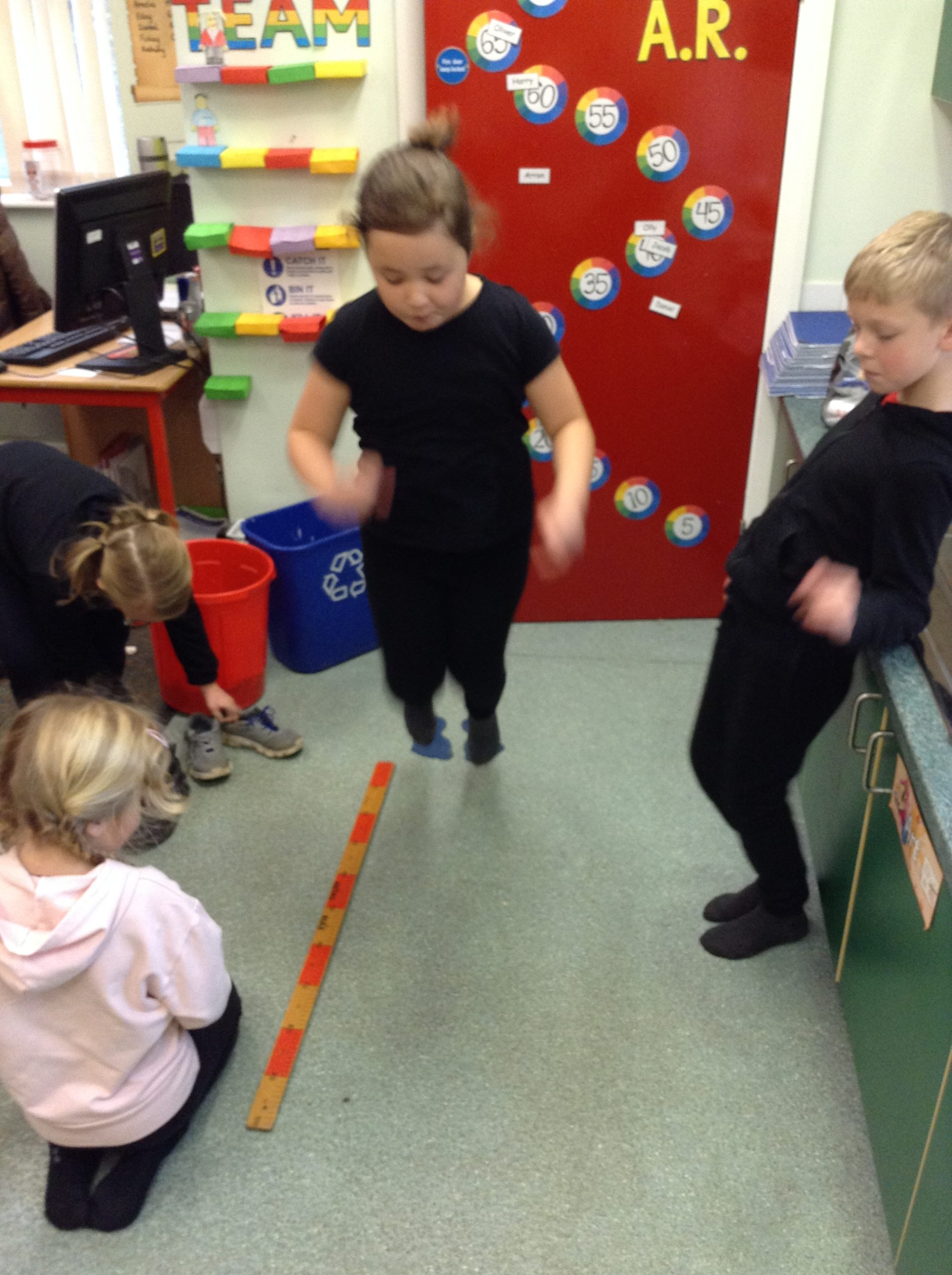 Investigating in Year 3