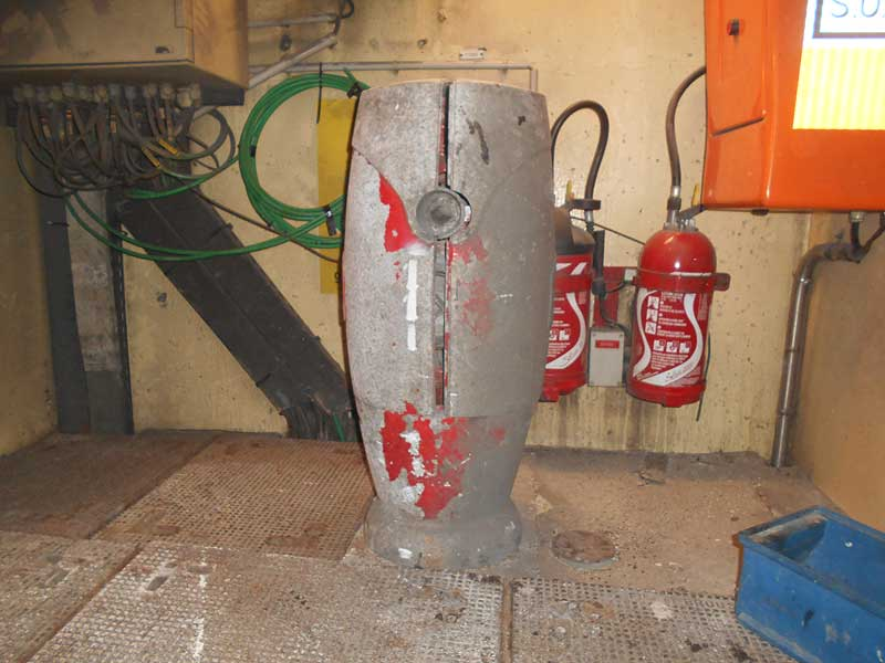 Remise en état des hydrants