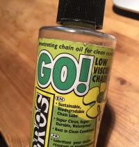 Sustainable Product - Pedro's Go! bicycle lubricant