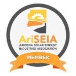 AriSEIA member badge
