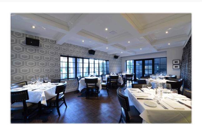 Steak 44 Private Kitchen Dining Room