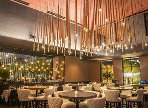 Ocean 44 dining room