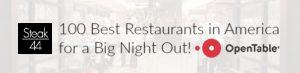 best restaurants in America