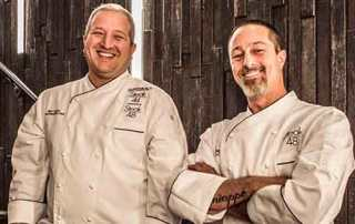 Chef-Marc-Lupino-and-Chef-Brian-Key-of-Steak-48-Chicago
