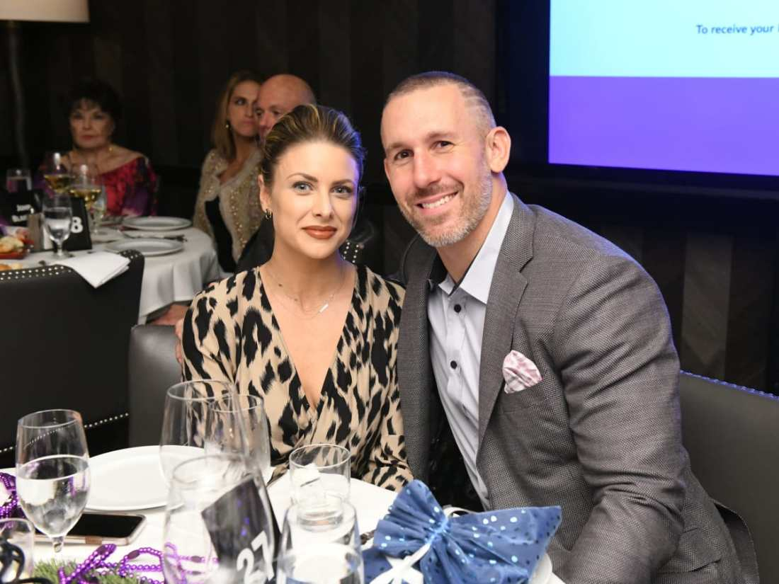 March of Dimes dinner