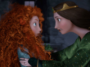 Brave / A Disney Pixar Film