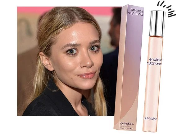 Ashley Olsen Perfume Calvin Klein