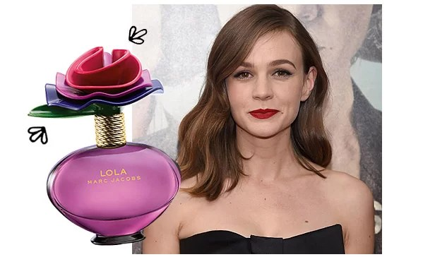 Carey Mulligan Perfume Marc Jacobs