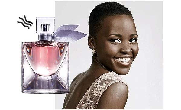 Lupita Nyong'o Perfume Lâncome