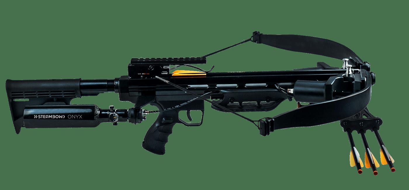 Steambow Onyx