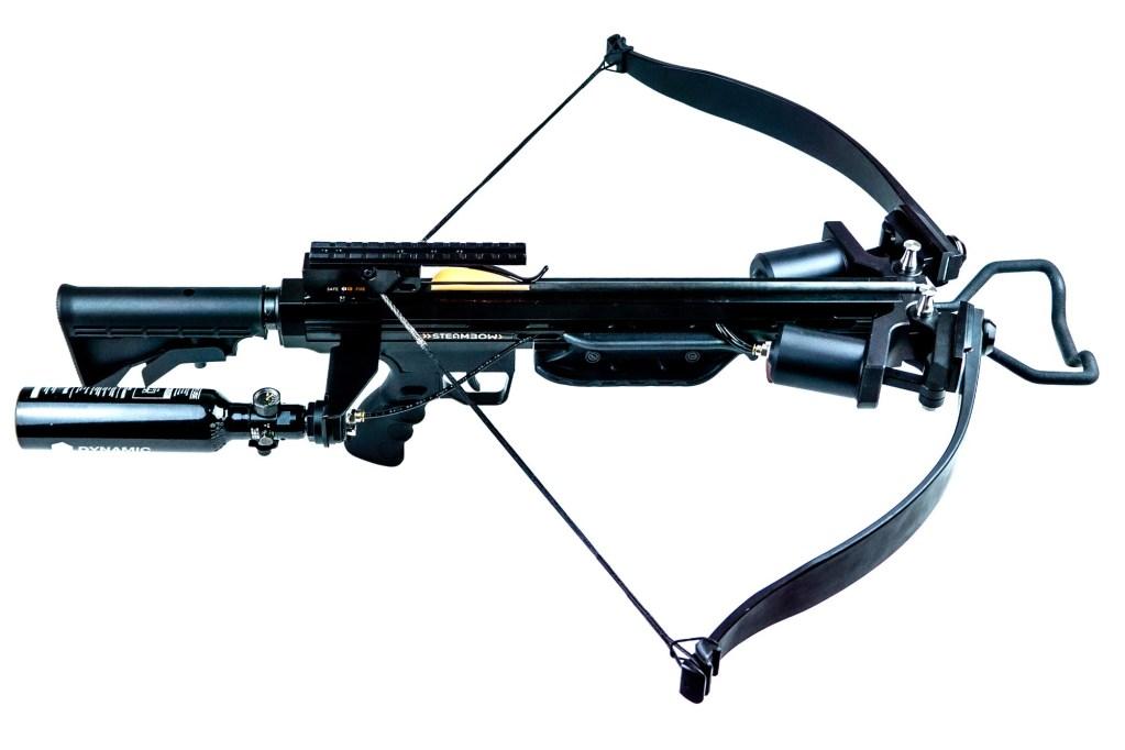 Onyx Steambow