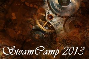 SteamCamp 2013