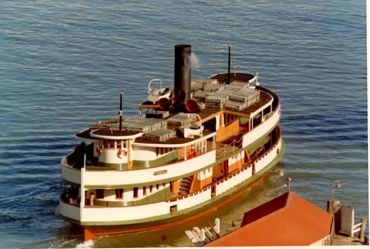 Welcome to the new steam ferry Toroa website – Steam Ferry Toroa