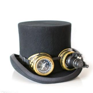 Steampunk Schweissbrille 154