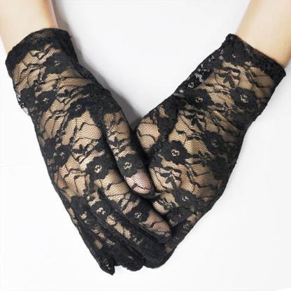 Steampunk Lolita Handschuhe 22