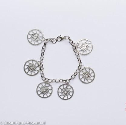 Steampunk Armband 24