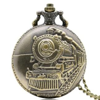 Steampunk Taschenuhr 42