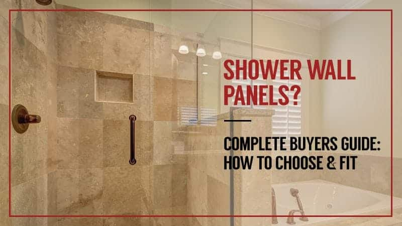 shower wall panel review the best