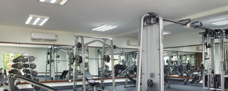 Desire Riviera Maya Pearl Resort Gym