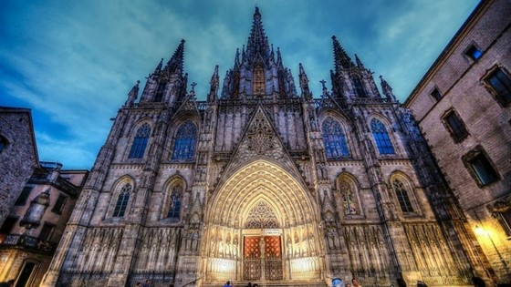 You and your special someone will begin your 8 day cruise in Barcelona, Spain. Barcelona is known for its amazing architecture and medieval buildings.