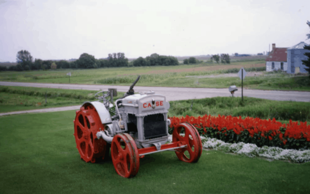 Stories of Our Stuff: The Case Tractor