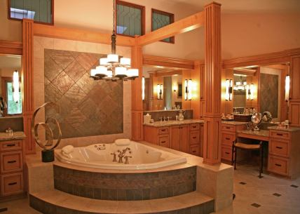 Luxurious Master Bath Remodeling Project in Delavan - master-bath-tub-1200x857