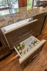 Cabinet, Cooler, Countertop
